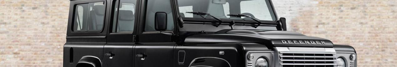 Land Rover en Range Rover gebruikte onderdelen online revisie