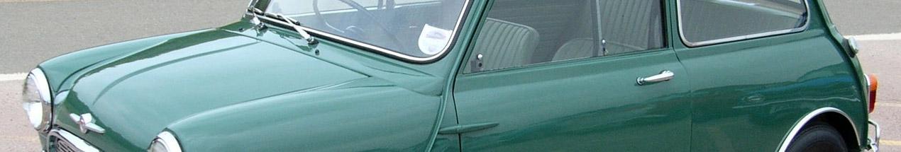 Mini onderdelen BMW Austin Morris