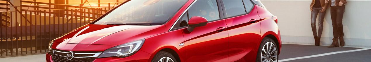Opel gebruikte auto onderdelen