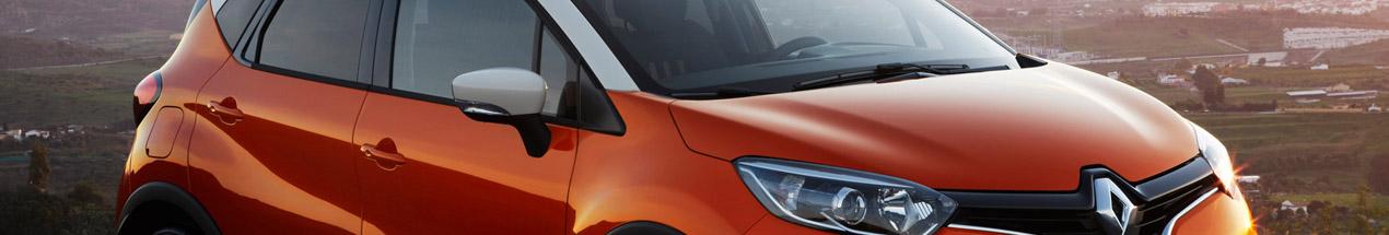 Renault gebruikte auto onderdelen