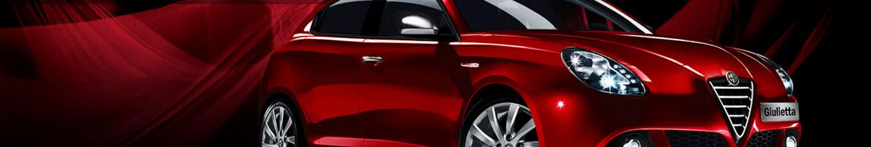 Alfa Romeo gebruikte auto onderdelen bedrijven